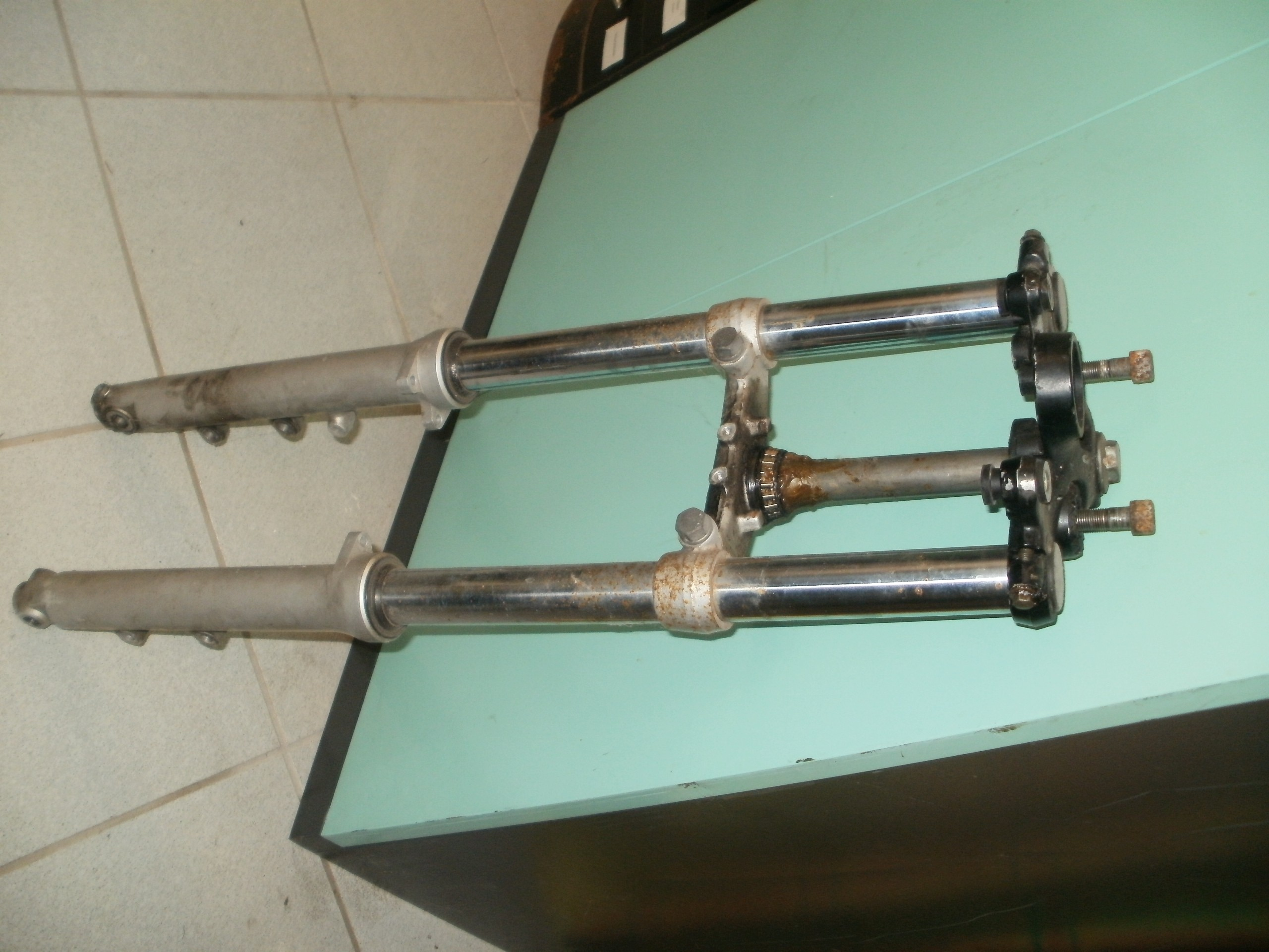 Gabel komplett XJ 600 51J