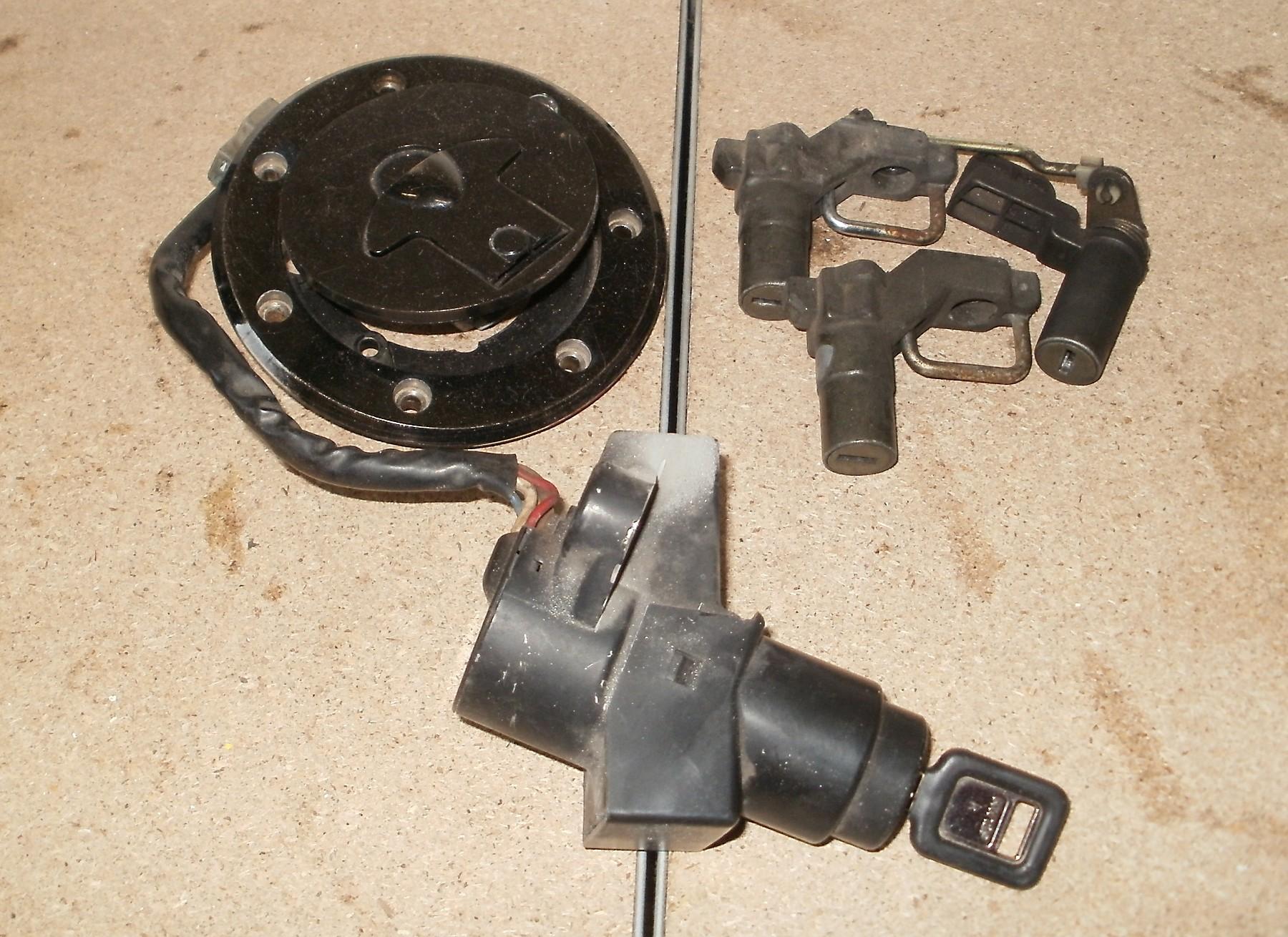 Schloßsatz  GPZ 900 R 84-89
