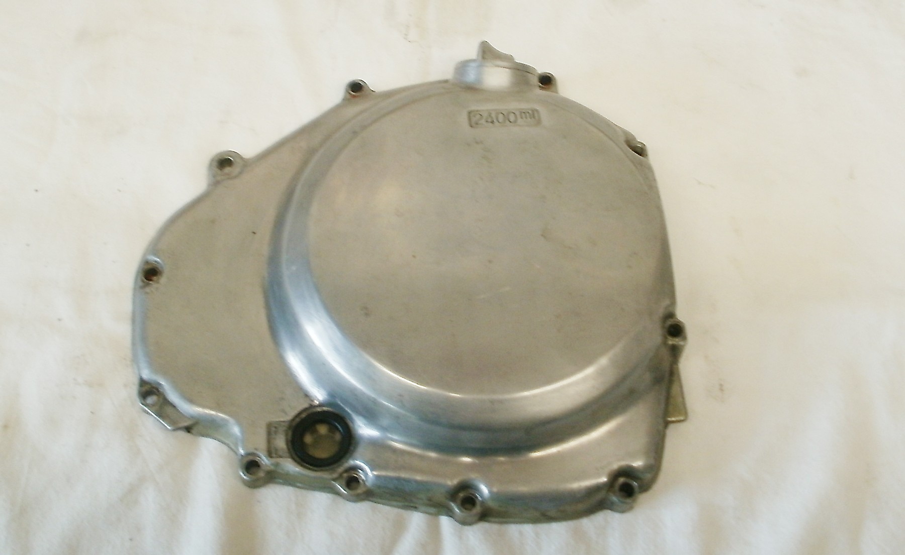 Kupplungsdeckel Motordeckel rechts