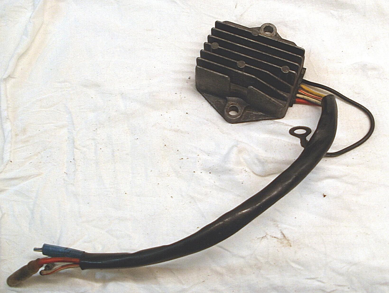 Laderegler / Gleichrichter GS 550 M Katana