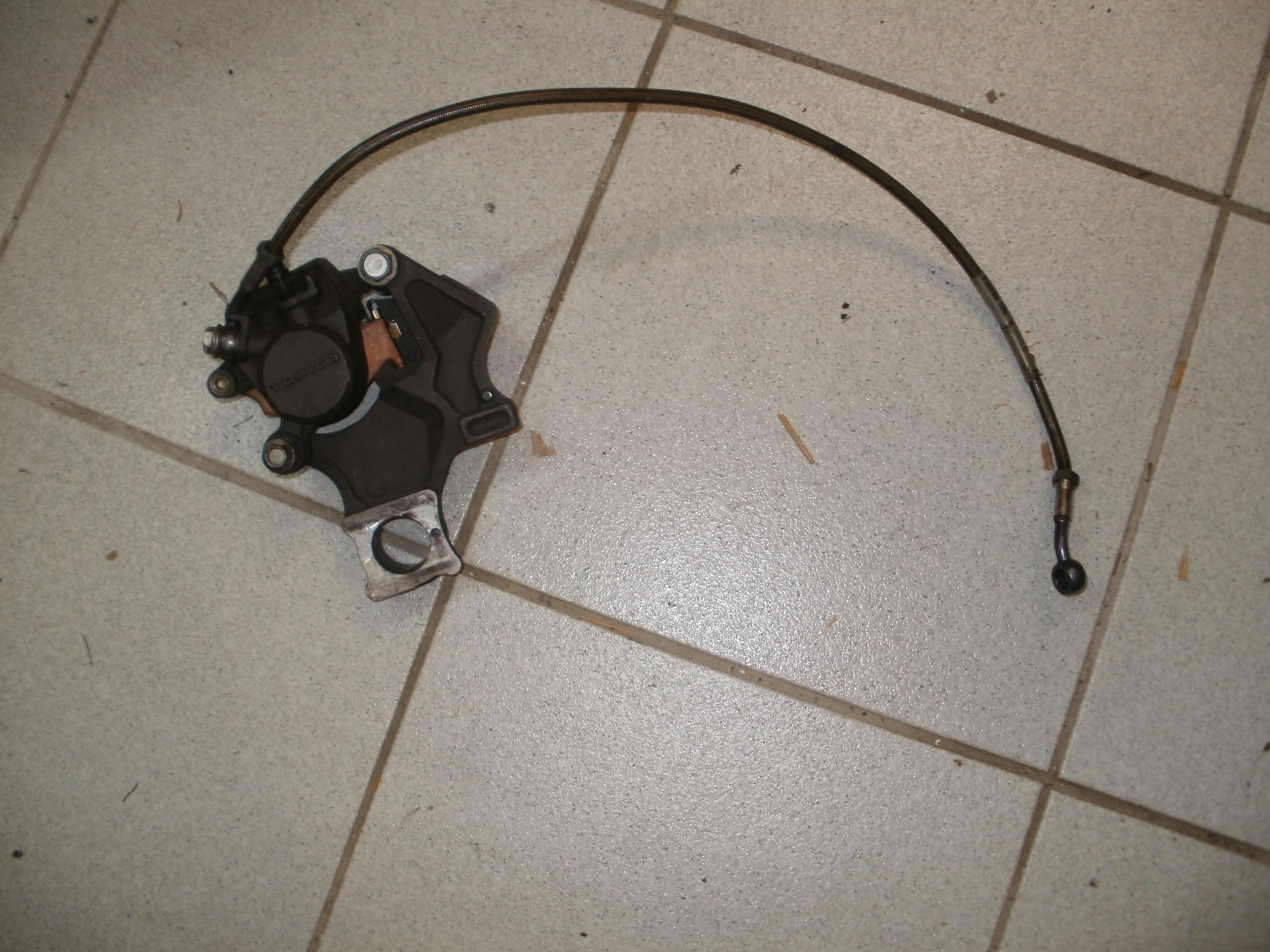 Suzuki GSX-R 750 K6 / K7 Bremszange Bremssattel hinten