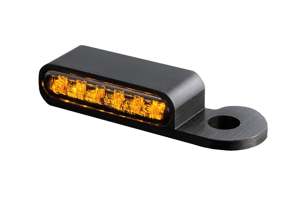 LED Armaturen Blinker S Modelle 14-, schwarz