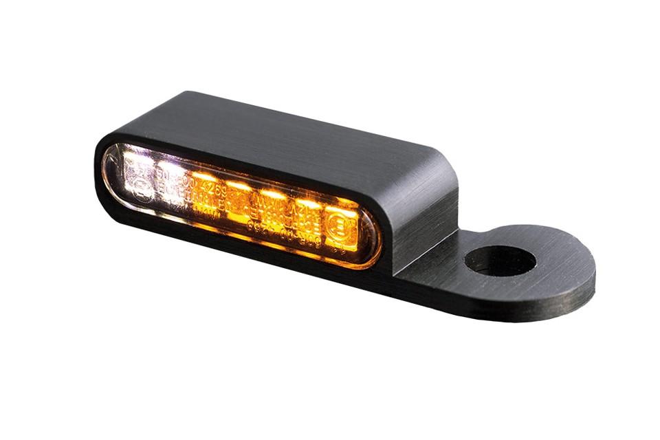 LED Armaturen Blinker-Positionslicht-Kombination S Modelle 14-, schwarz