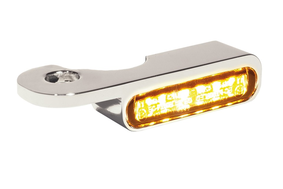 LED Armaturen Blinker S Modelle 14-, silber