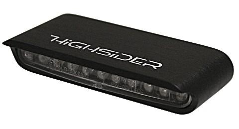 LED-Blinker STRIPE mit Universal Alu-Gehäuse