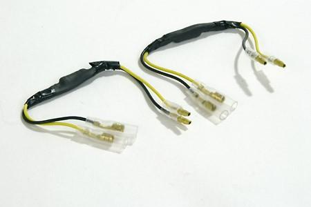 SHIN YO Widerstand mit Adapterkabel für LED Blinker (27 Ohm)