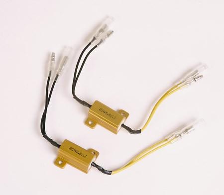 SHIN YO Leistungswiderstand 25 W- 6,8 Ohm mit Kabel
