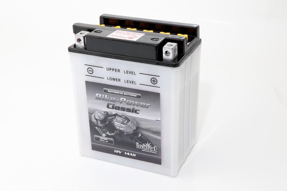 Intact CB 14L-A2 mit Säurepack