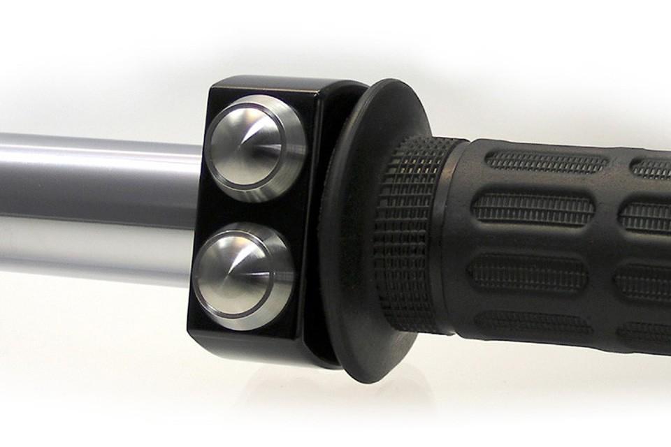 motogadget m-Switch Tasterarmatur, 1 Zoll