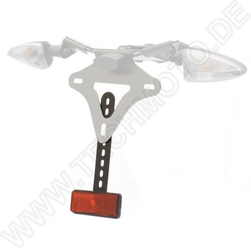 Kennzeichenhalter Reflektor Kit