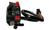 Uni-Lenkerschalter HONDA mit Chokehebel, für ATV + MRD, links