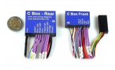 Axel Joost Elektronikbox Version C mit 2 Lenkeradaptern