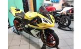 Felgenbettaufkleber Yamaha YZF R1 gelb