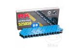 RK X-Ringkette BL525XSO/114 blau