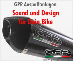 GPR Auspuffanlagen online kaufen bei Schmidt Motorradteile