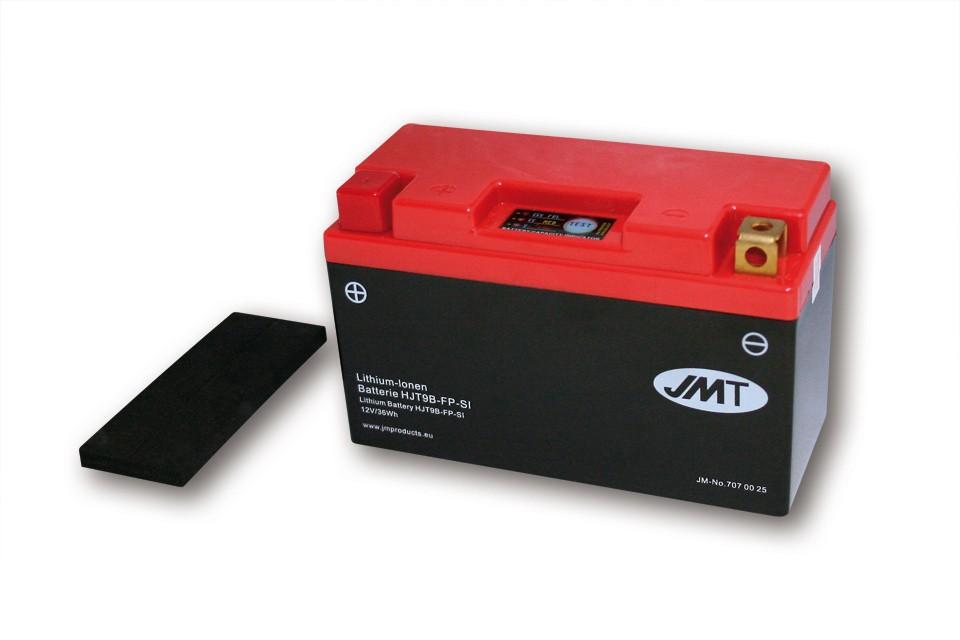 Lithium-Ionen Batterie HJT9B-FP mit Indikator