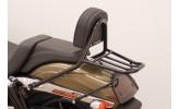 FEHLING Beifahrer Sissybar HD Dyna Fat Bob FXDF 08-