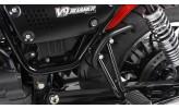 HEPCO & BECKER Aufbockhebel für Hauptständer Moto Guzzi V 7 III Carbon/Milano/Rough (2018-), schwarz