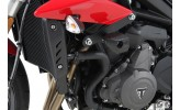 HEPCO & BECKER Protection Pad Street Triple 765 S / R / RS ab Bj. 2017